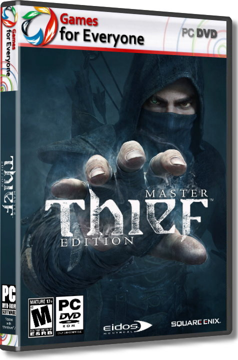 Thief - 3 Disk - Click Image to Close